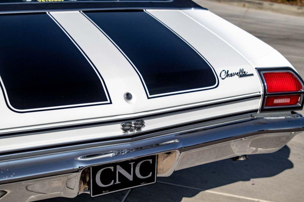 1969 Chevrolet Chevelle SS  - 18646793 - 30