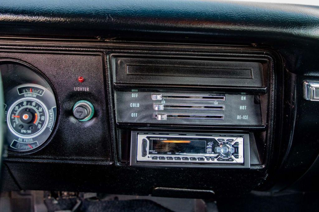 1969 Chevrolet Chevelle SS  - 18646793 - 43