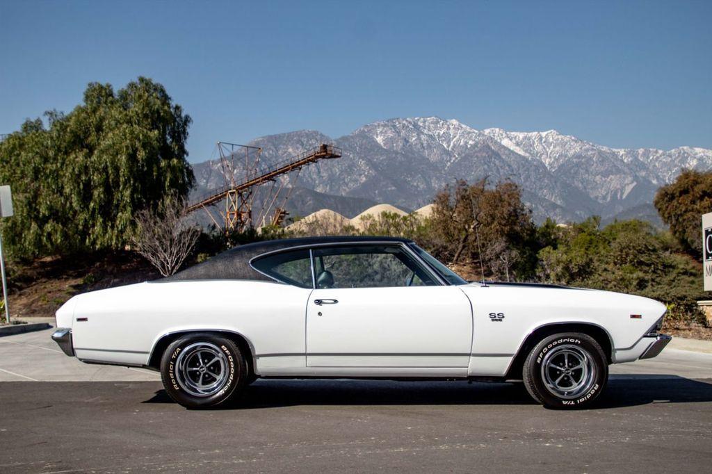 1969 Chevrolet Chevelle SS  - 18646793 - 4