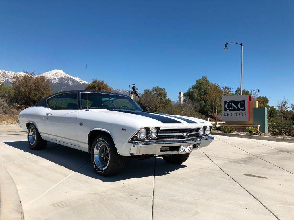 1969 Chevrolet Chevelle SS  - 18646793 - 49