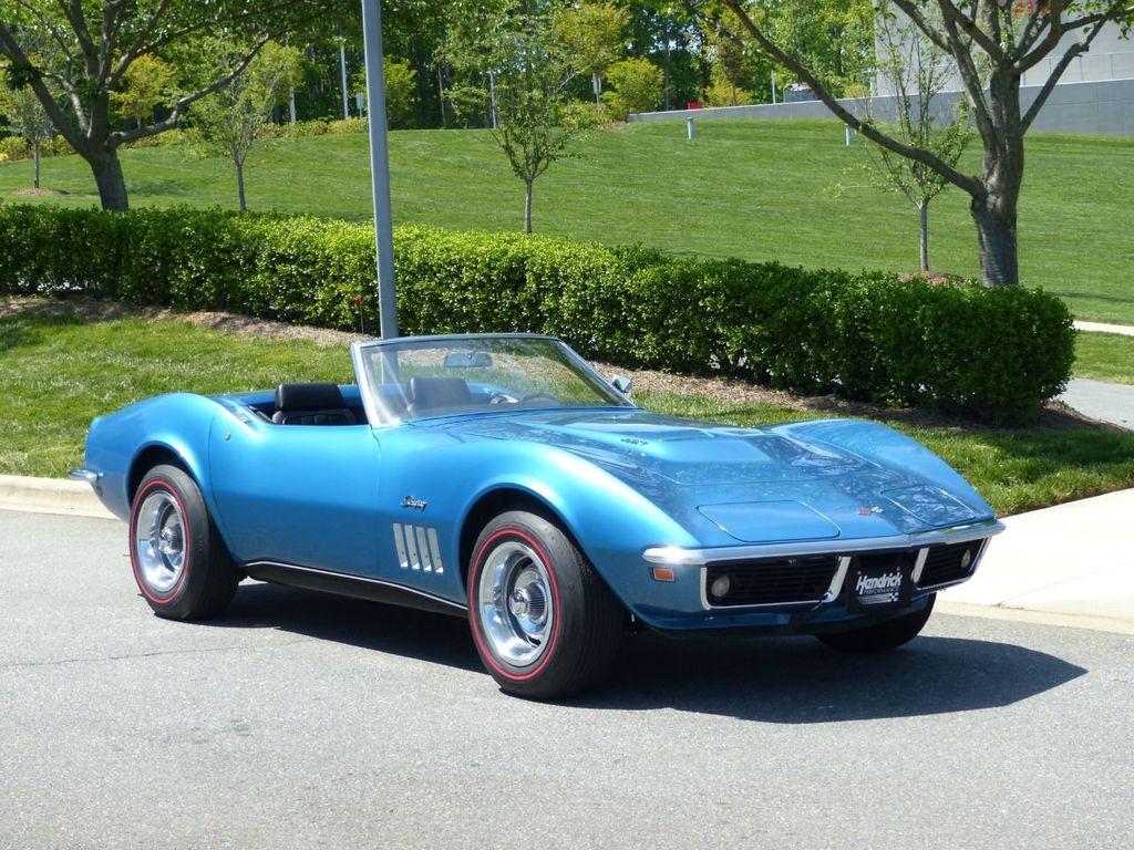 1969 Chevrolet Corvette  - 18908509 - 2