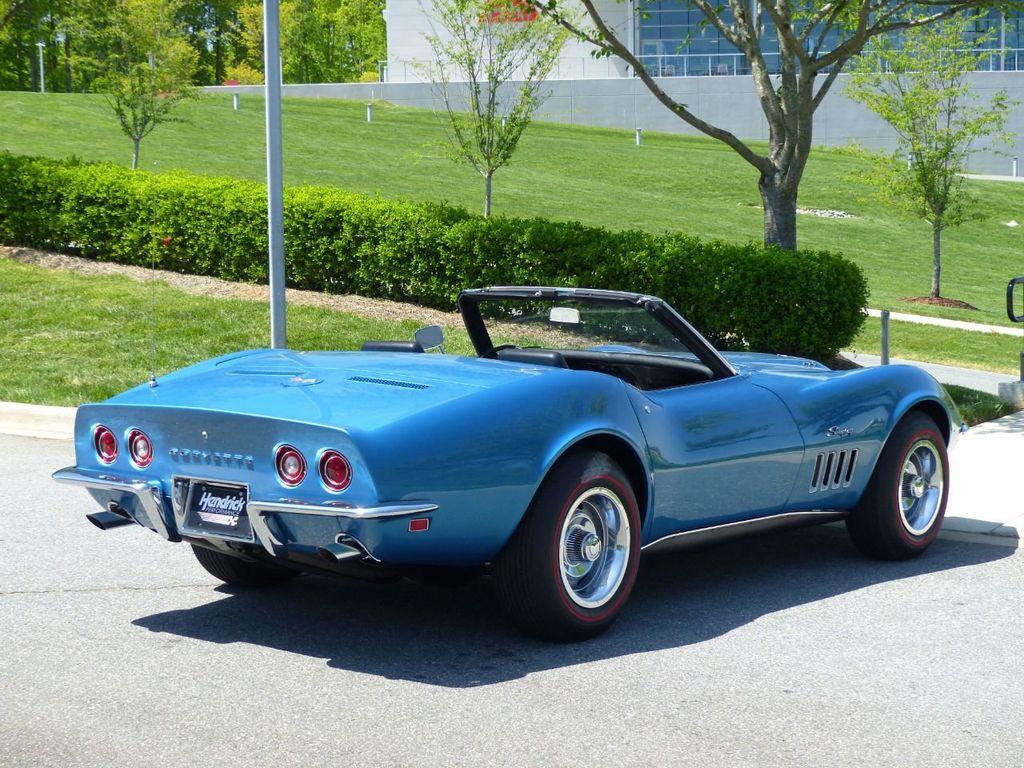 1969 Chevrolet Corvette  - 18908509 - 3
