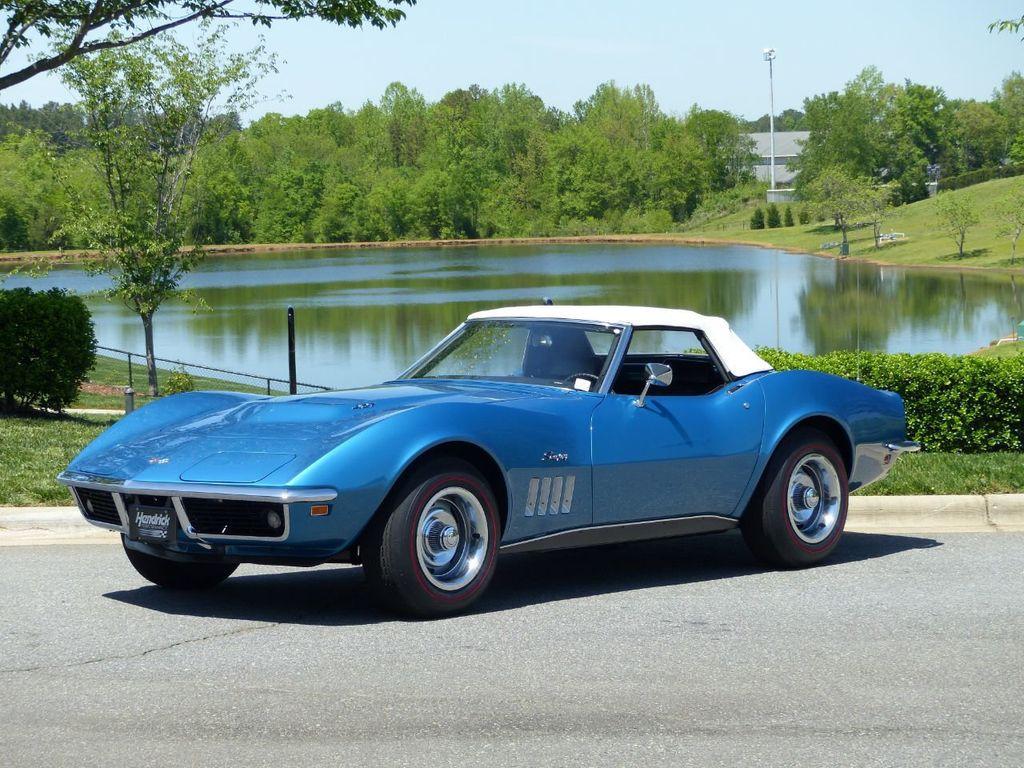 1969 Chevrolet Corvette  - 18908509 - 40