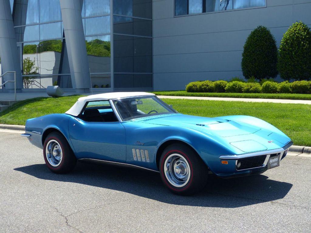 1969 Chevrolet Corvette  - 18908509 - 41