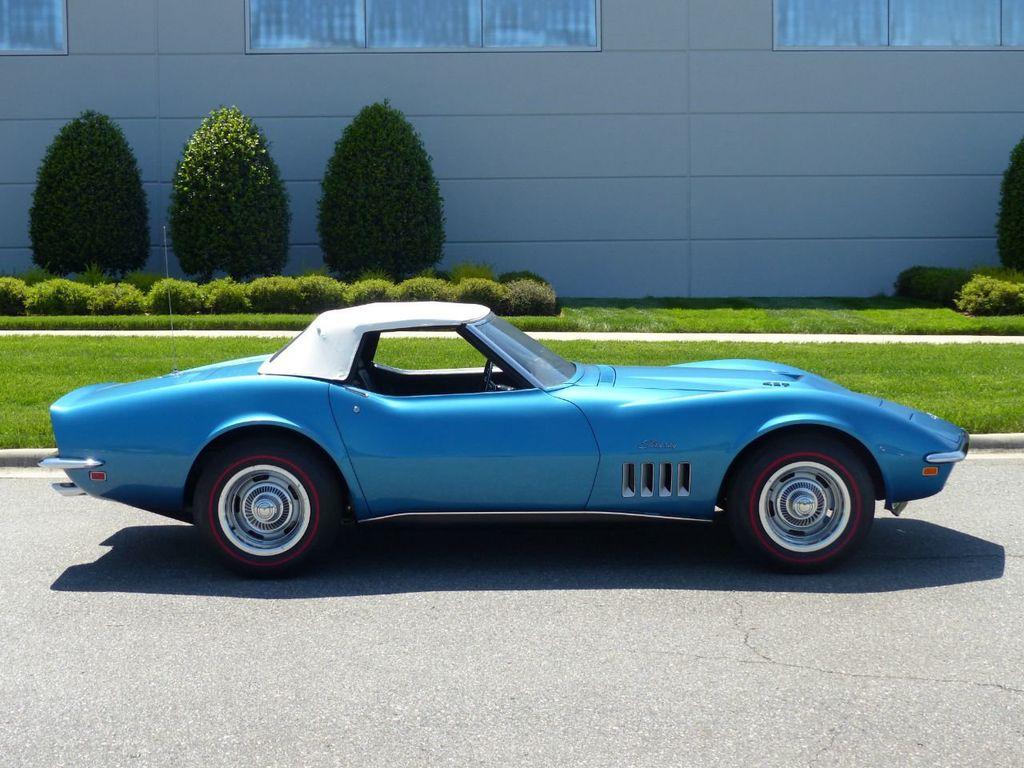 1969 Chevrolet Corvette  - 18908509 - 43