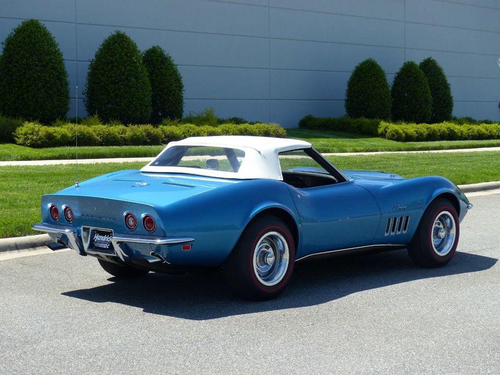 1969 Chevrolet Corvette  - 18908509 - 44