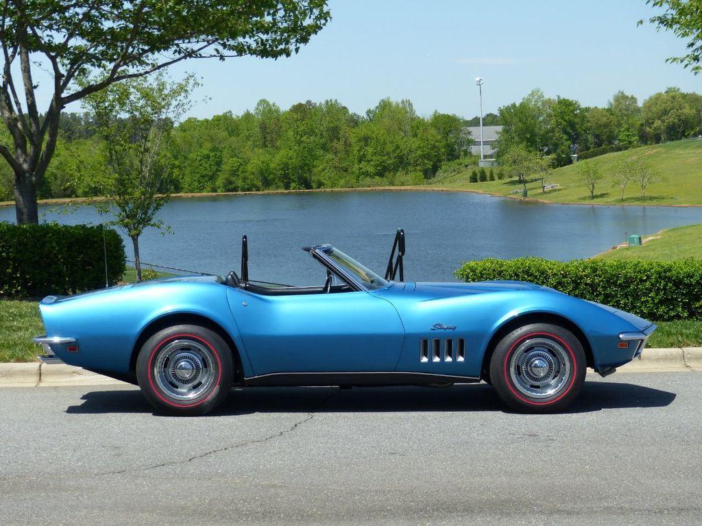 1969 Chevrolet Corvette  - 18908509 - 6