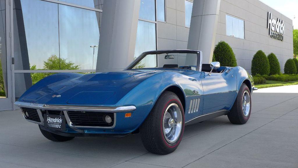 1969 Chevrolet Corvette  - 18908509 - 69