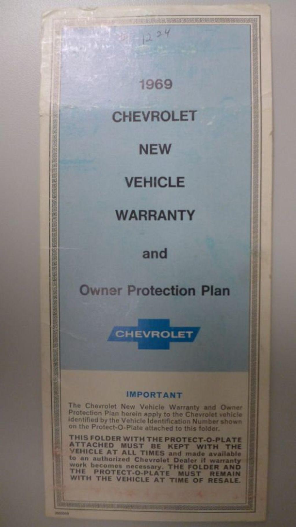 1969 Chevrolet Corvette  - 18908509 - 93