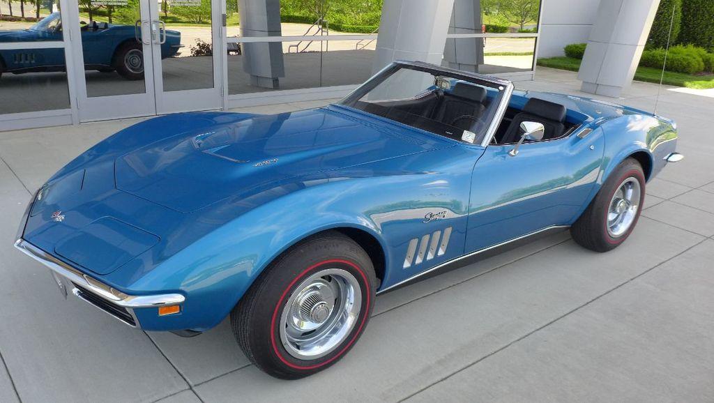 1969 Chevrolet Corvette  - 18908509 - 98