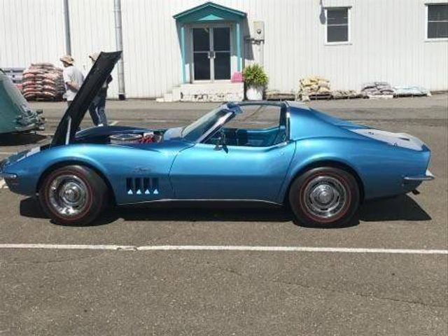 1969 Used Chevrolet Corvette At Dp9 Motorsports Serving Long Island Ny Iid 18756488