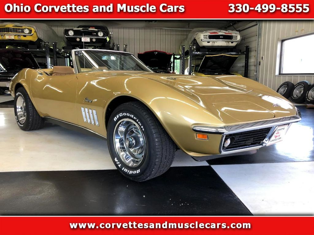 1969 Used Chevrolet Corvette Convertible At Webe Autos Serving Long Island Ny Iid 20081026