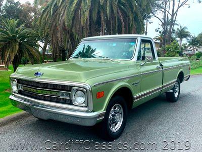 1969 Chevrolet C-20  Truck