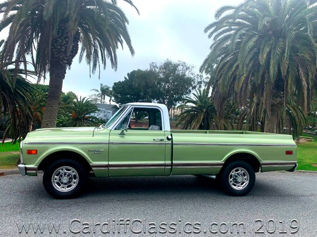 1969 Chevrolet C-20  - Click to see full-size photo viewer