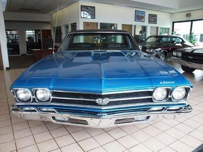 1969 Chevrolet El Camino SOLD - Click to see full-size photo viewer