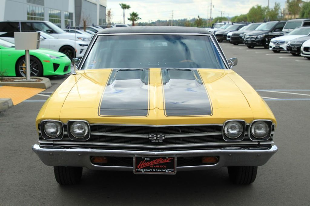 1969 Used Chevrolet El Camino Ss At Cnc Motors Inc Serving Upland