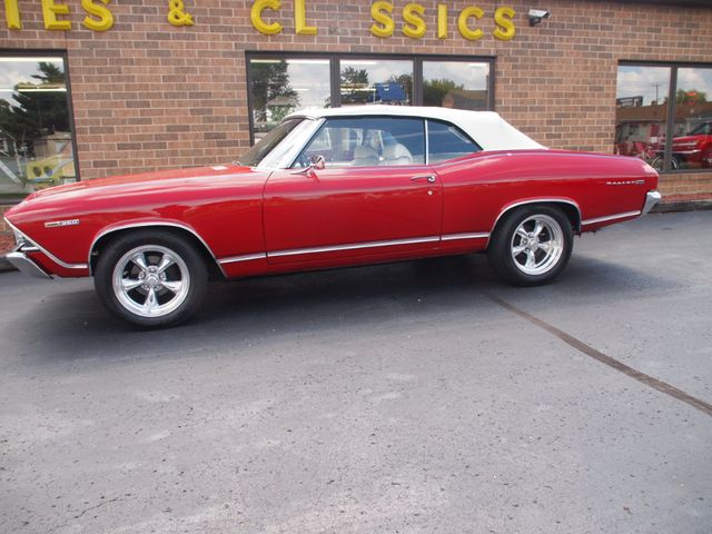 1969 Chevrolet Malibu Convertible Not Specified For Sale Riverhead