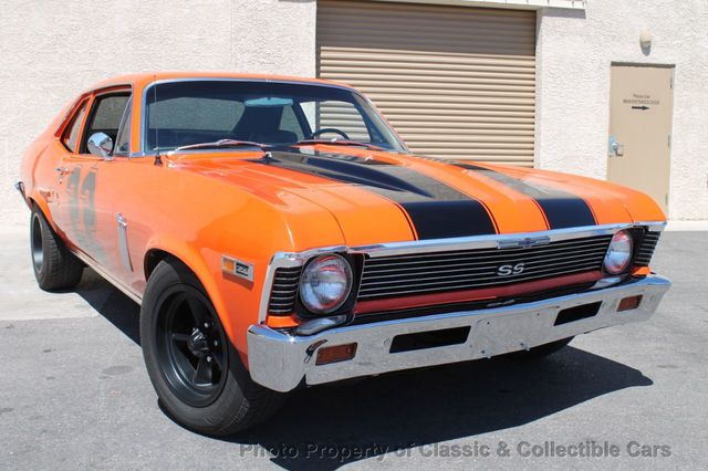Chevrolet Las Vegas >> 1969 Used Chevrolet Nova At Classic Collectible Cars Serving Las Vegas Nv Iid 19083545