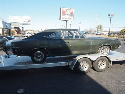 1969 Used Dodge Charger R/T R/T SE Special Edition Sports Hardtop at