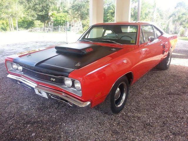 1969 Dodge Coronet Super Bee - 12472396 - 8