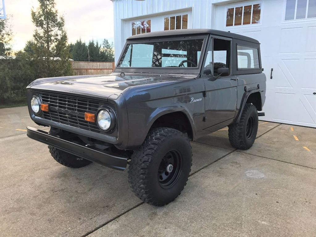 1969 Ford Bronco  - 16272305 - 1