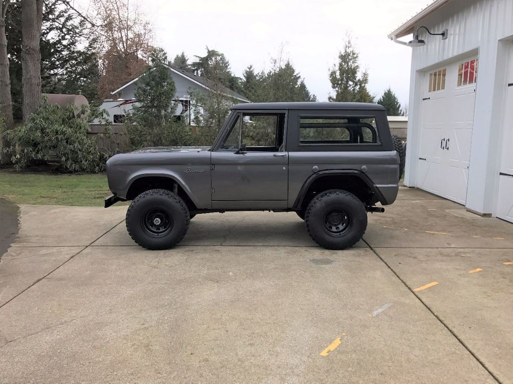 1969 Ford Bronco  - 16272305 - 5