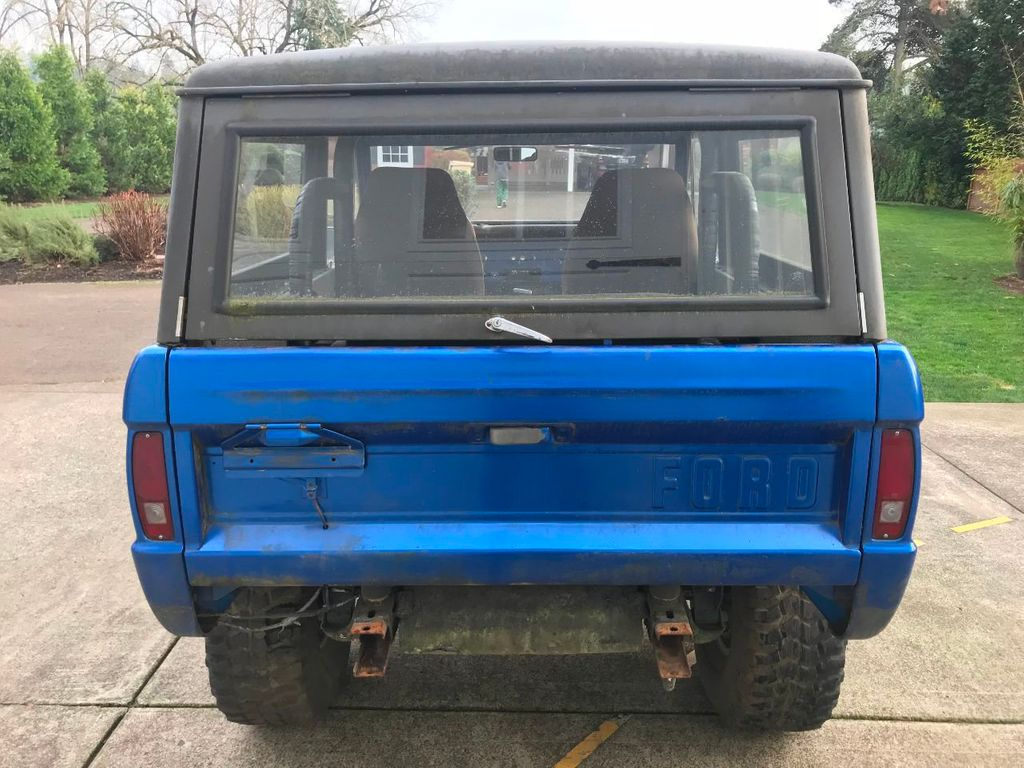 1969 Ford Bronco 302 V8, Power Steering and a 3spd Manual Trans  - 17149342 - 8