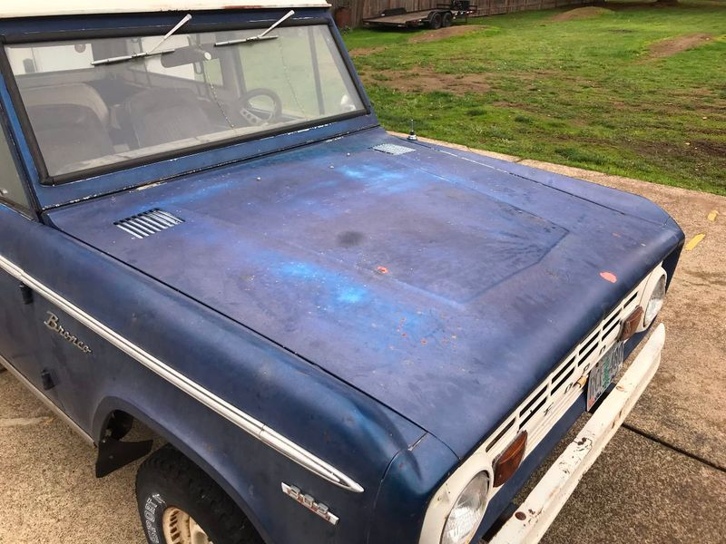 1969 Ford Bronco Completely Stock - 302, 3spd Manual. Very Straight Body!  - 17060320 - 9