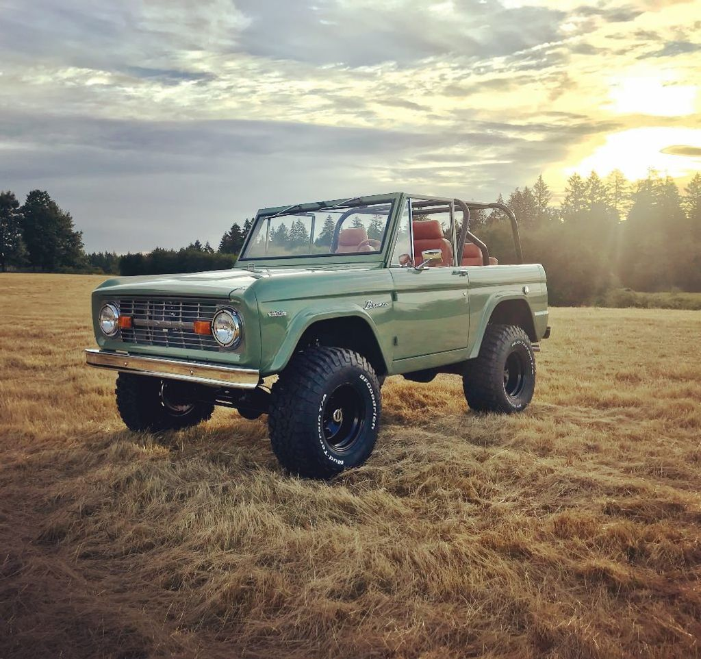 1969 Ford Bronco Custom Frame-Off Restoration, Crate 302 mated to a 5spd!  - 17650686 - 1