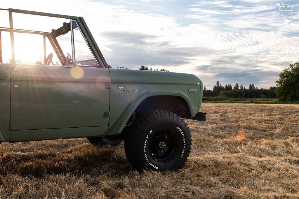 1969 Ford Bronco Custom Frame-Off Restoration, Crate 302 mated to a 5spd!  - 17650686 - 3