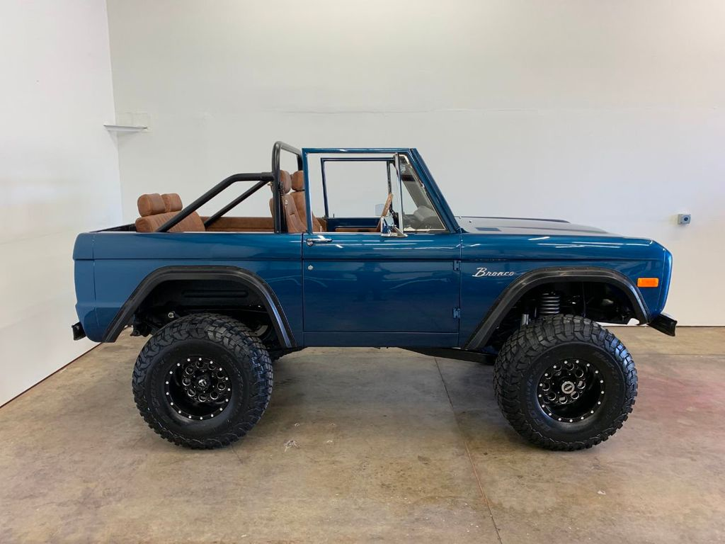 1969 Ford Bronco Ford Racing 400 HP 396 Stroker, Automatic & Full Leather!  - 18122855 - 13