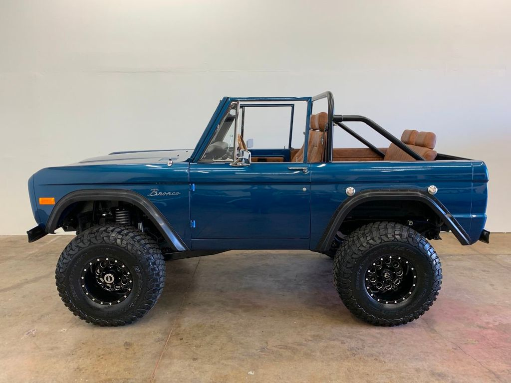 1969 Ford Bronco Ford Racing 400 HP 396 Stroker, Automatic & Full Leather!  - 18122855 - 14
