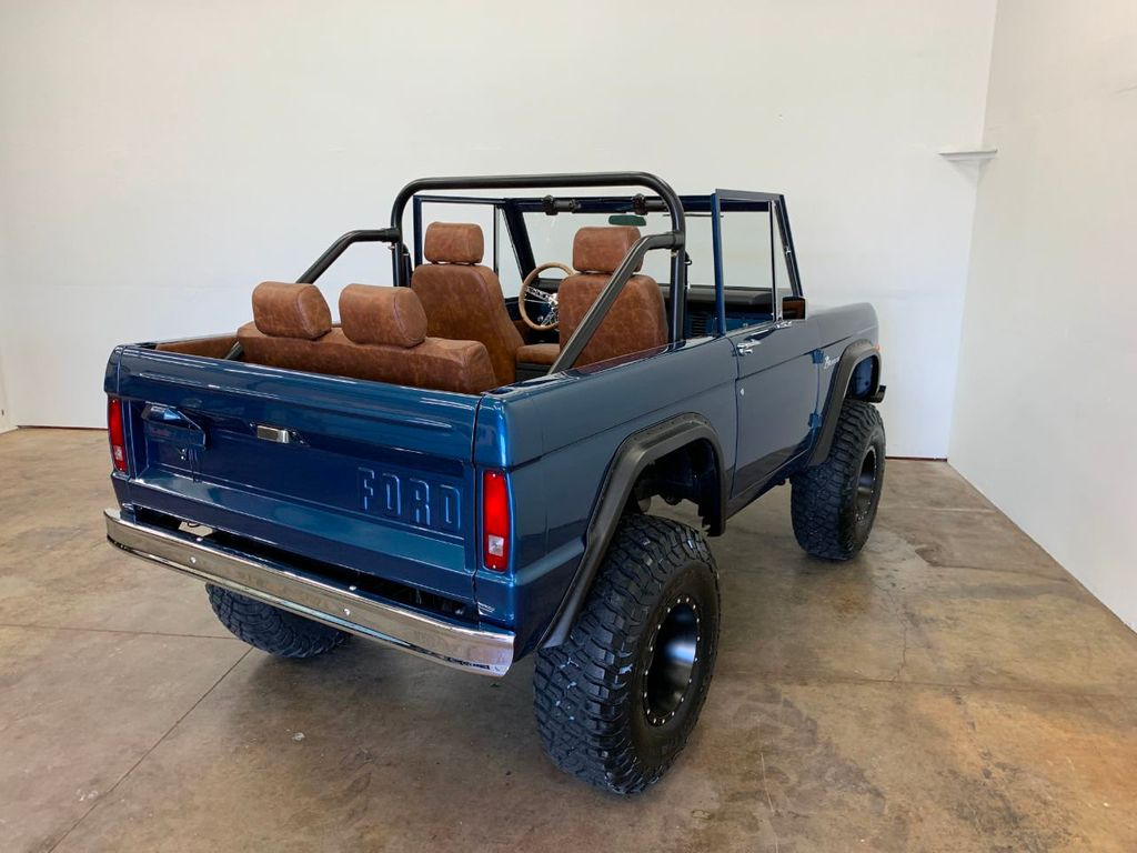 1969 Ford Bronco Ford Racing 400 HP 396 Stroker, Automatic & Full Leather!  - 18122855 - 15
