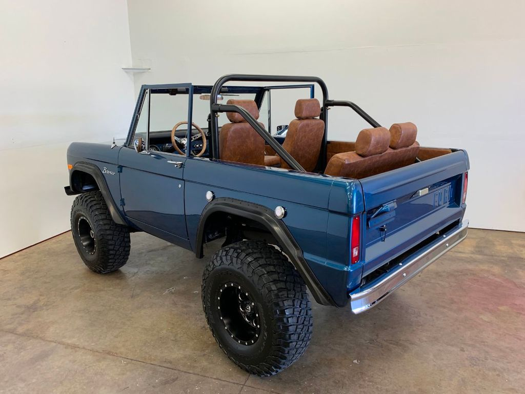 1969 Ford Bronco Ford Racing 400 HP 396 Stroker, Automatic & Full Leather!  - 18122855 - 16