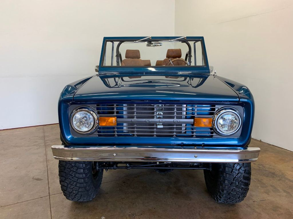 1969 Used Ford Bronco Ford Racing 400 HP 396 Stroker