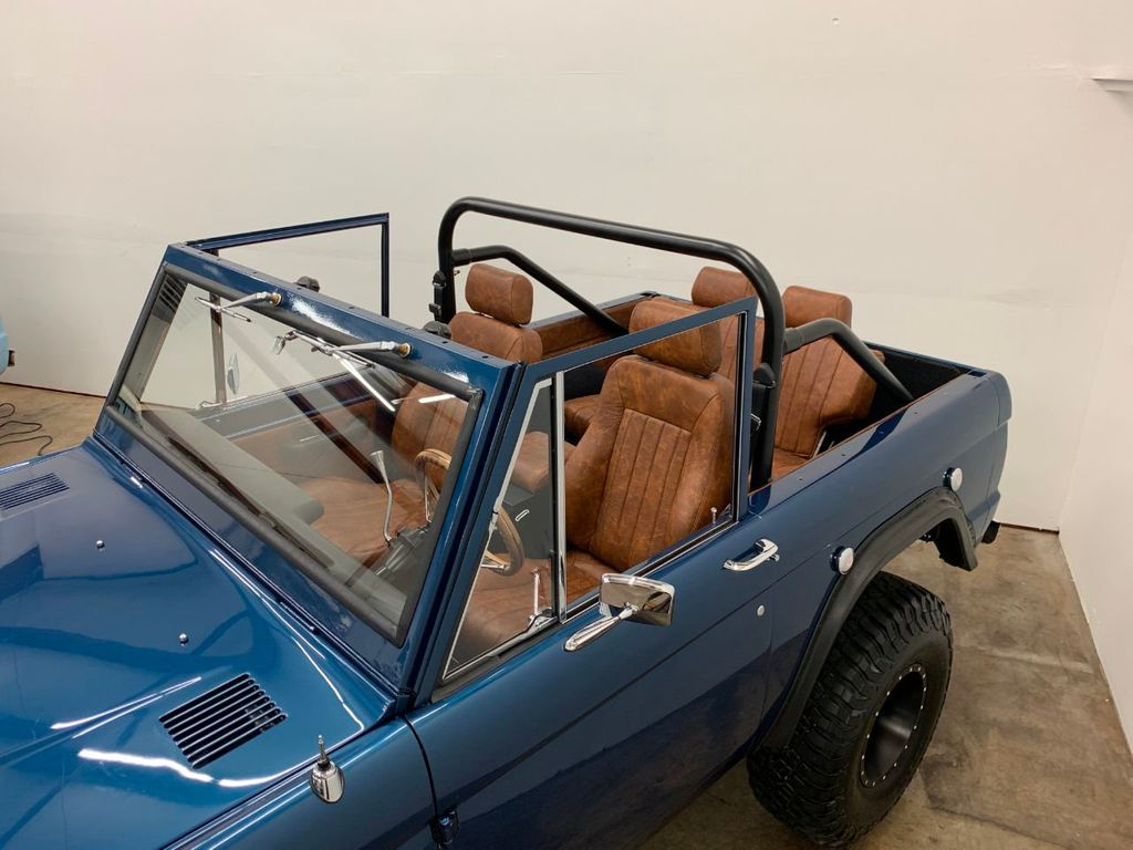 1969 Ford Bronco Ford Racing 400 HP 396 Stroker, Automatic & Full Leather!  - 18122855 - 37