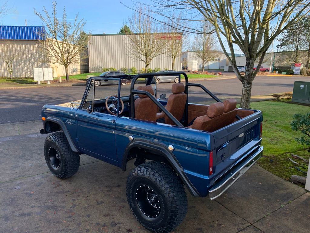 1969 Ford Bronco Ford Racing 400 HP 396 Stroker, Automatic & Full Leather!  - 18122855 - 5