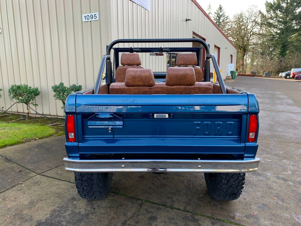 1969 Ford Bronco Ford Racing 400 HP 396 Stroker, Automatic & Full Leather!  - 18122855 - 6