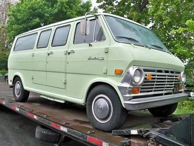 1969 Ford Econoline PASS - Click to see full-size photo viewer