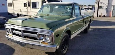 1969 GMC Sierra 2500  Truck