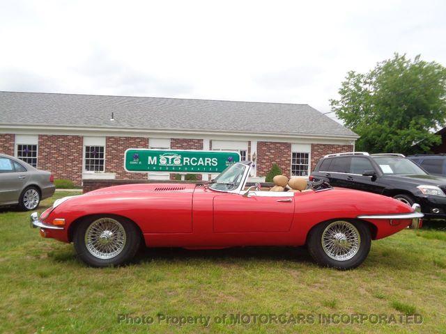 1969 Jaguar E TYPE ROADSTER Convertible   1R12046   0