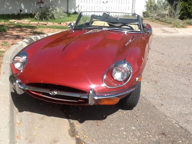 1969 jaguar e type xke series ii roadster for sale for sale 1969 jaguar e type xke series ii roadster for sale convertible 1r10554 0 freerunsca Choice Image