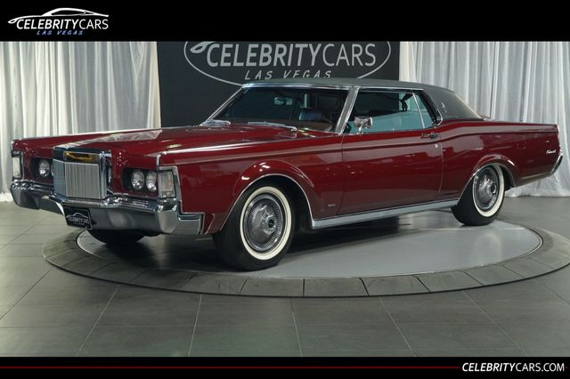1969 Used Lincoln Continental Mark Iii At Celebrity Cars Las Vegas Nv Iid 19687710