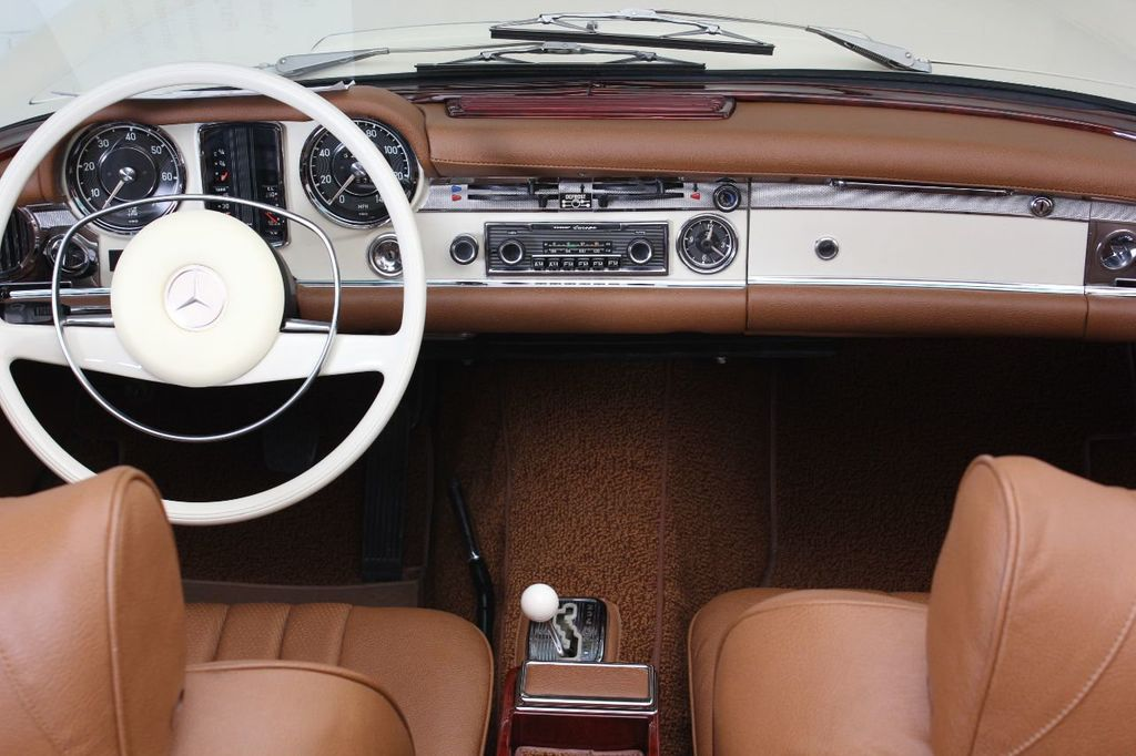 1969 Mercedes-Benz 280 SL  - 17449807 - 12