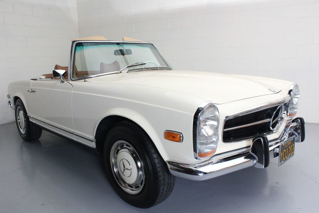 1969 Mercedes-Benz 280 SL  - 17449807 - 18