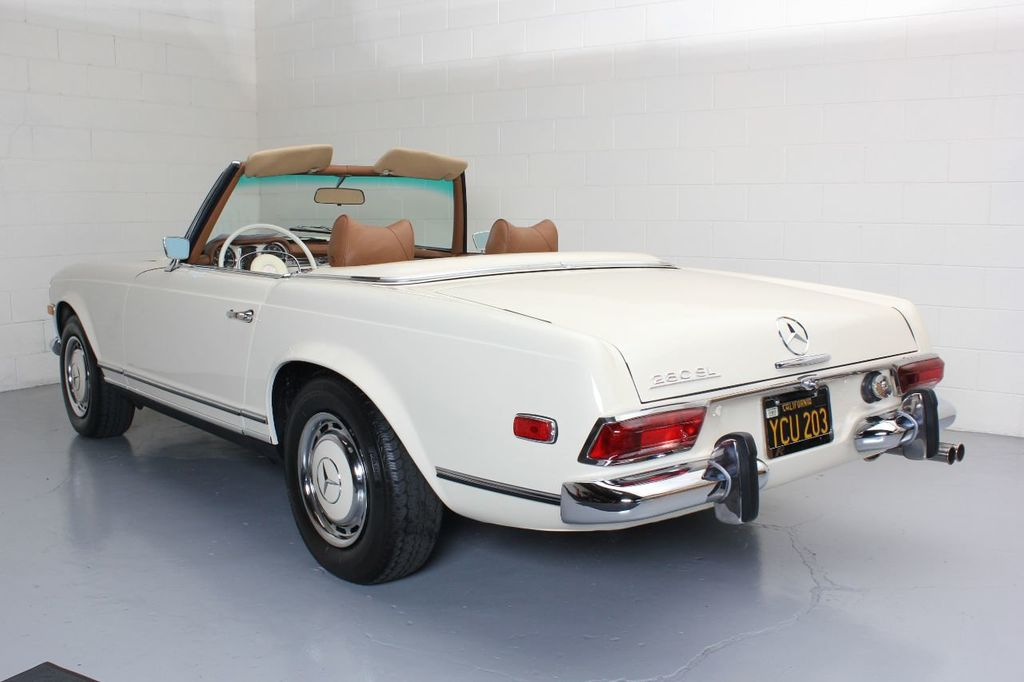 1969 Mercedes-Benz 280 SL  - 17449807 - 1