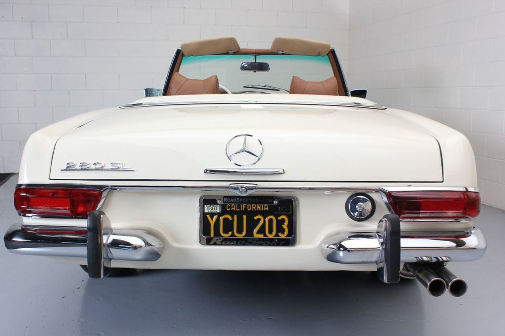 1969 Mercedes-Benz 280 SL  - 17449807 - 21