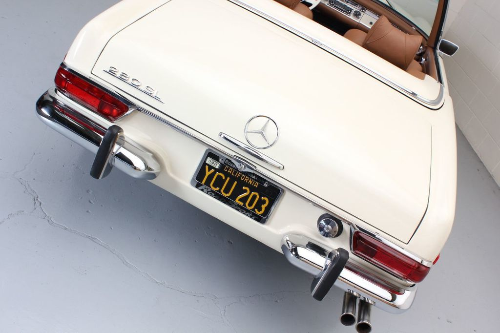 1969 Mercedes-Benz 280 SL  - 17449807 - 23