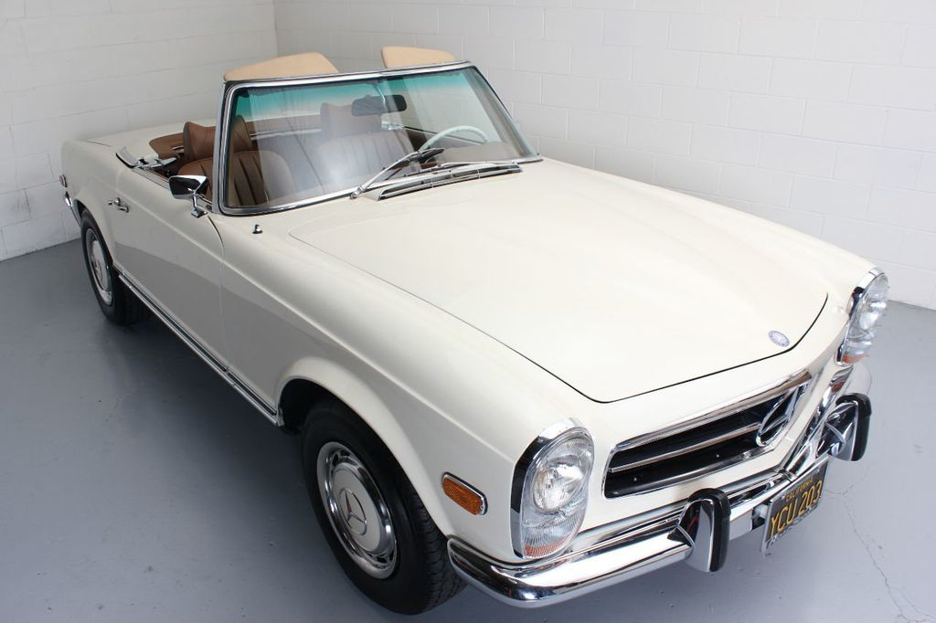 1969 Mercedes-Benz 280 SL  - 17449807 - 24