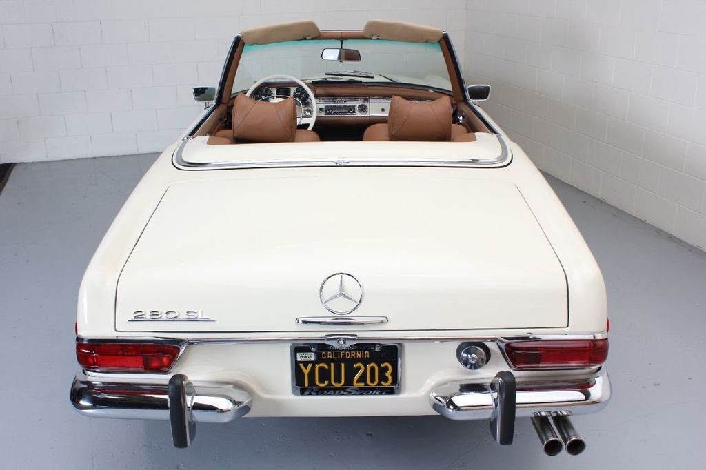 1969 Mercedes-Benz 280 SL  - 17449807 - 3